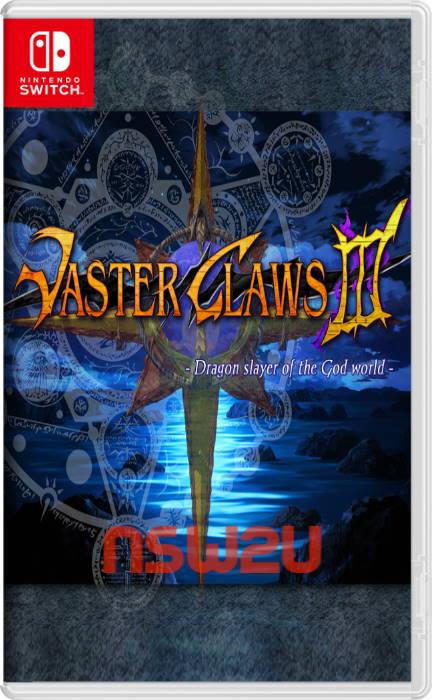 VasterClaws 3:Dragon slayer of the God world Switch NSP XCI NSZ