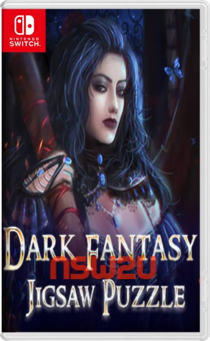 Dark Fantasy: Jigsaw Puzzle Switch NSP XCI NSZ