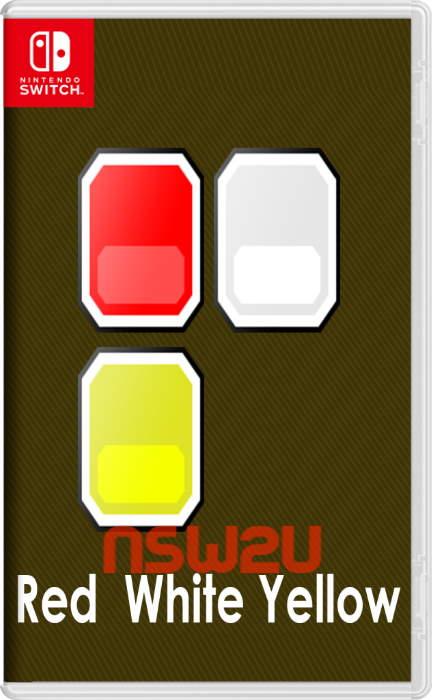 Red White Yellow Switch NSP XCI NSZ