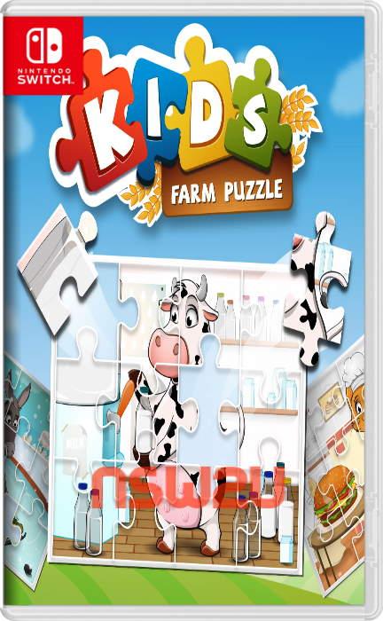 Kids: Farm Puzzle Switch NSP XCI NSZ
