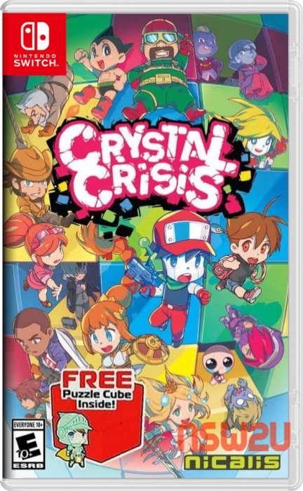 Crystal Crisis Switch NSP XCI NSZ