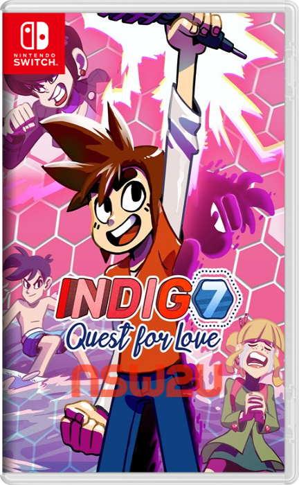 Indigo 7 Quest for love Switch NSP XCI NSZ