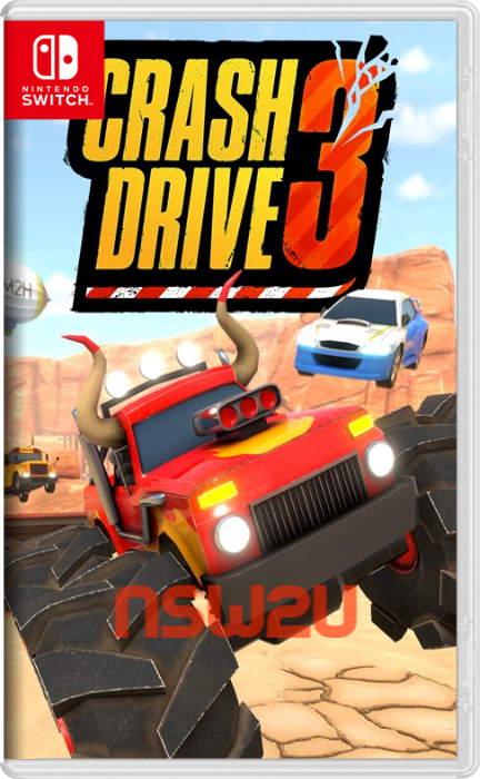 Crash Drive 3 Switch NSP XCI NSZ