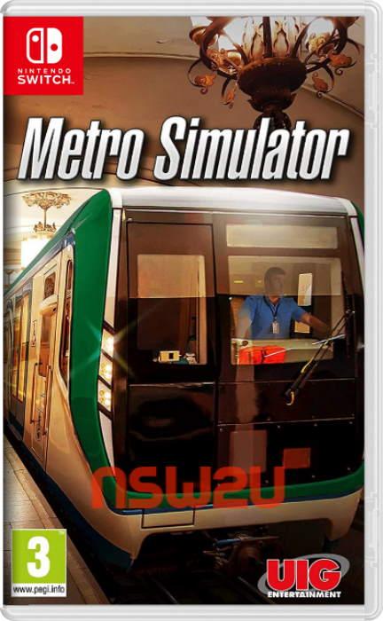 Metro Simulator Switch NSP XCI NSZ