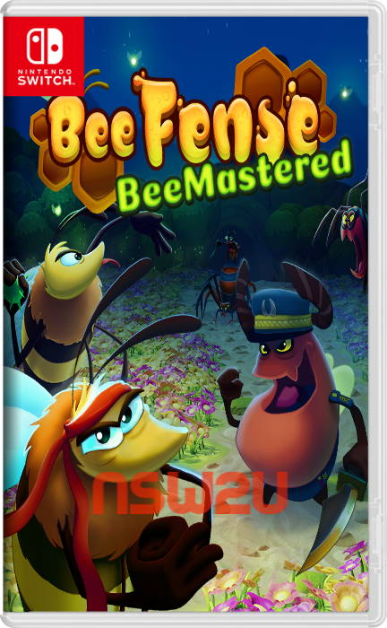 BeeFense BeeMastered Switch NSP XCI NSZ
