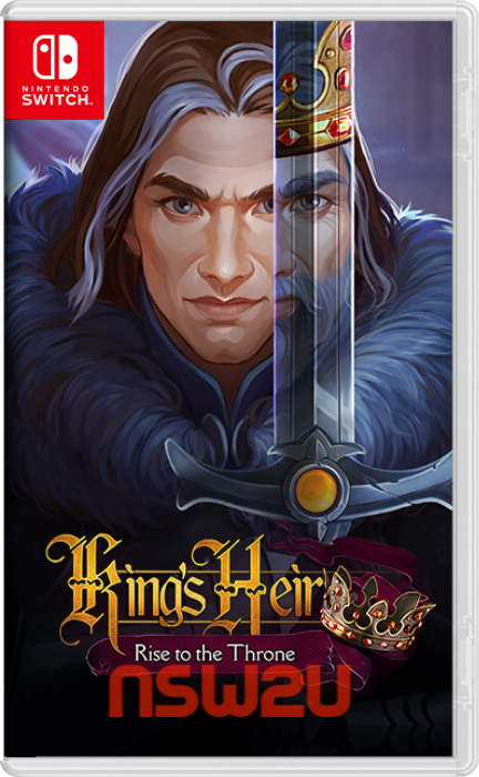 King's Heir: Rise to the Throne Switch NSP XCI NSZ