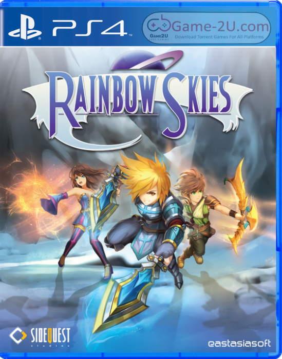 Rainbow Skies PS4 PKG
