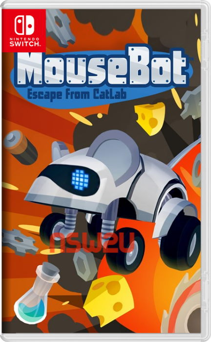 MouseBot: Escape from CatLab Switch NSP XCI NSZ