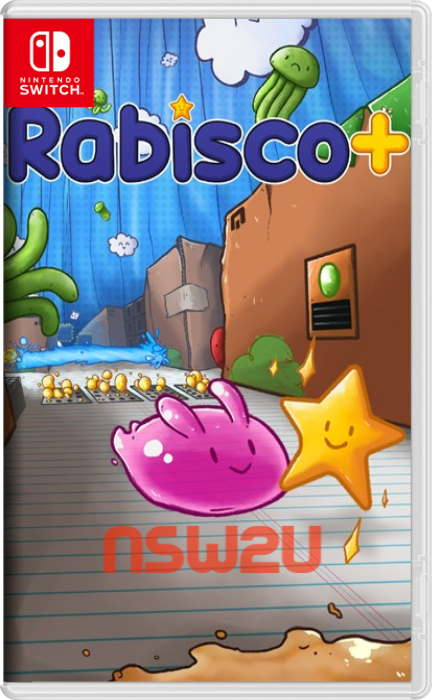 Rabisco+ Switch NSP XCI