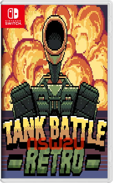 Tank Battle Retro Switch NSP XCI