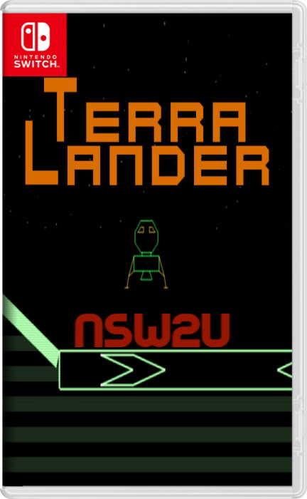 Terra Lander Switch NSP XCI
