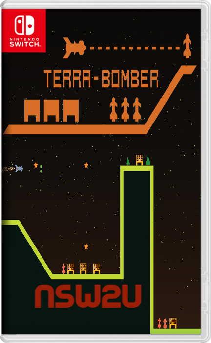 Terra Bomber Switch NSP XCI