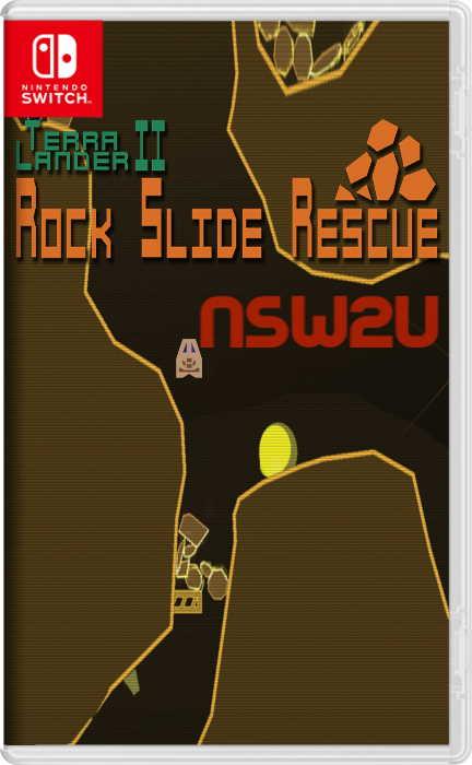 Terra Lander II – Rockslide Rescue Switch NSP XCI