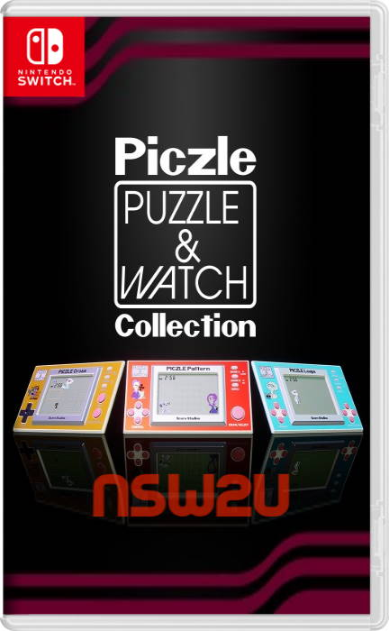 Piczle Puzzle & Watch Collection Switch NSP XCI