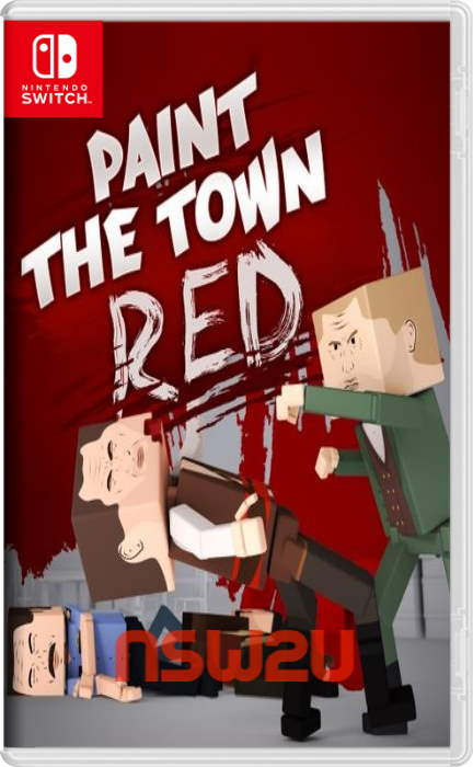 Paint the Town Red Switch NSP XCI NSZ