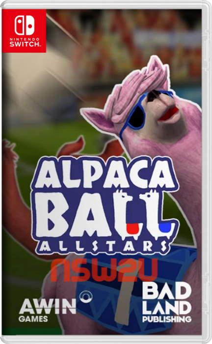 Alpaca Ball: Allstars Switch NSP XCI NSZ