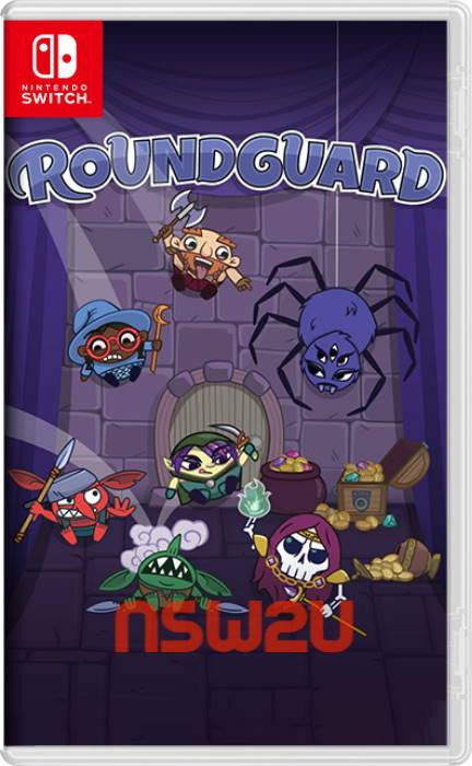 Roundguard Switch NSP