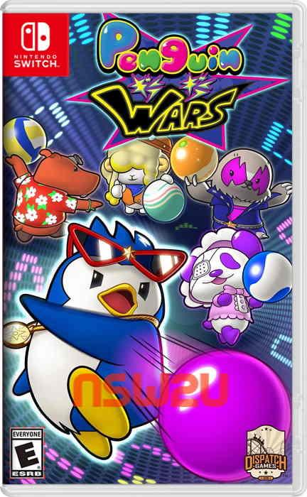 Penguin Wars Switch NSP XCI