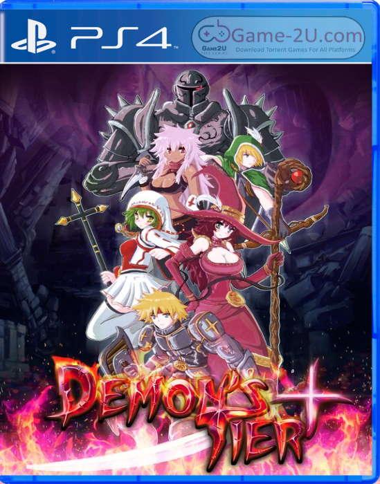 Demon's Tier Plus PS4 PKG