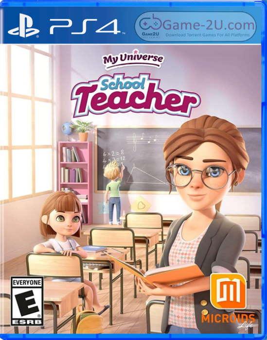 My Universe – School Teacher PS4 PKG