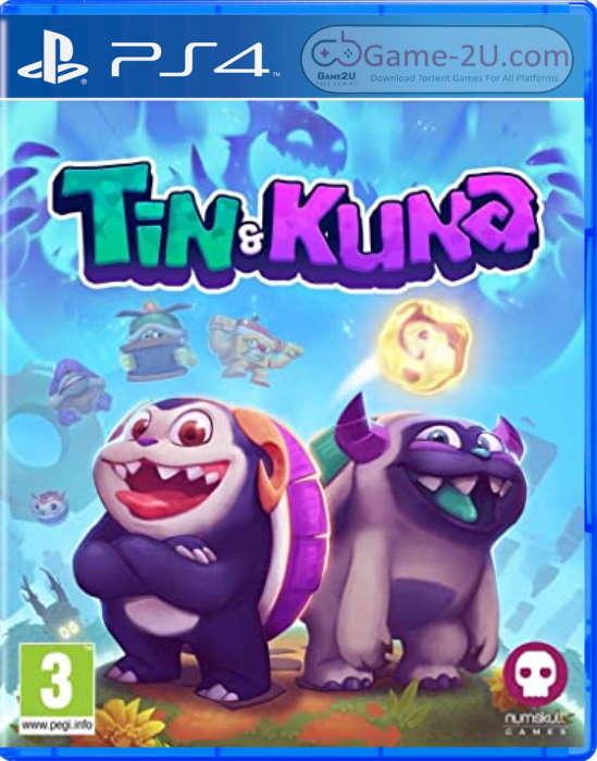 Tin & Kuna PS4 PKG