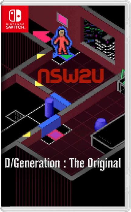 D/Generation : The Original Switch NSP XCI