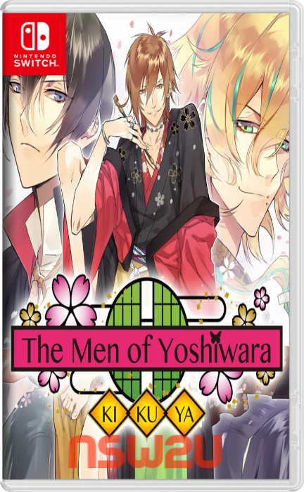 The Men of Yoshiwara: Kikuya Switch NSP XCI