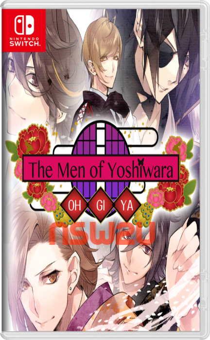 The Men of Yoshiwara: Ohgiya Switch NSP XCI
