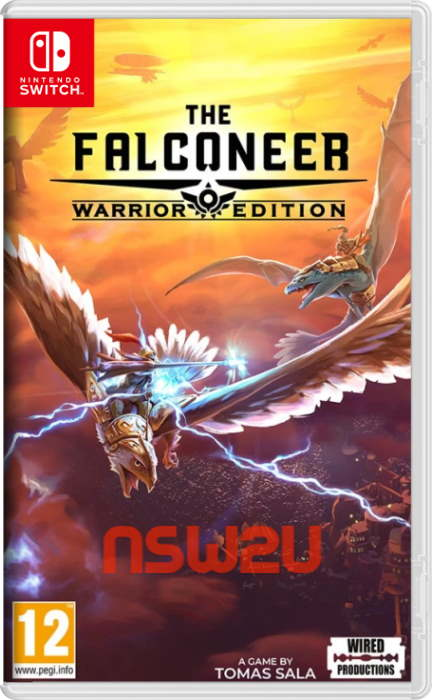 The Falconeer: Warrior Edition Switch NSP XCI NSZ