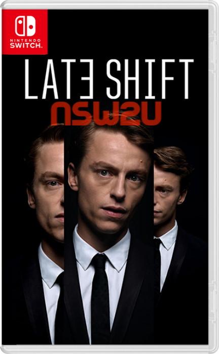 Late Shift Switch NSP XCI NSZ