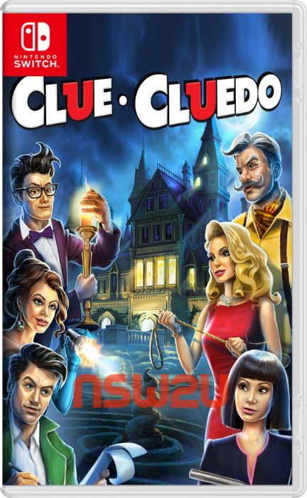 Cluedo Switch XCI NSP