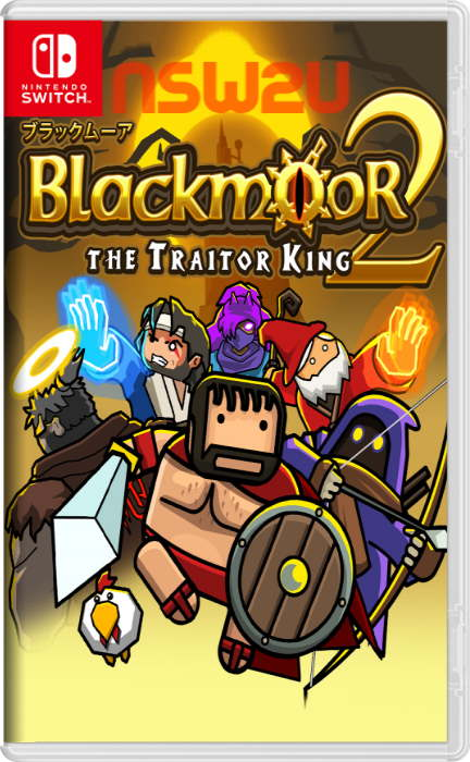 Blackmoor 2 Switch NSP XCI NSZ