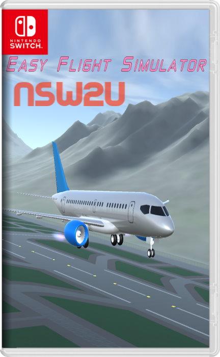 Easy Flight Simulator Switch NSP XCI