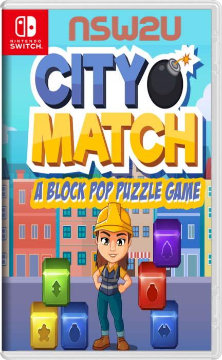 City Match – A Block Pop Puzzle Game Switch NSP XCI NSZ