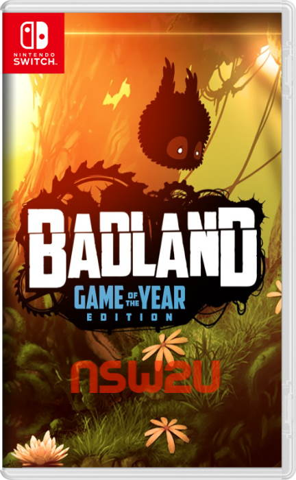 Badland: Game of the Year Edition Switch NSP XCI