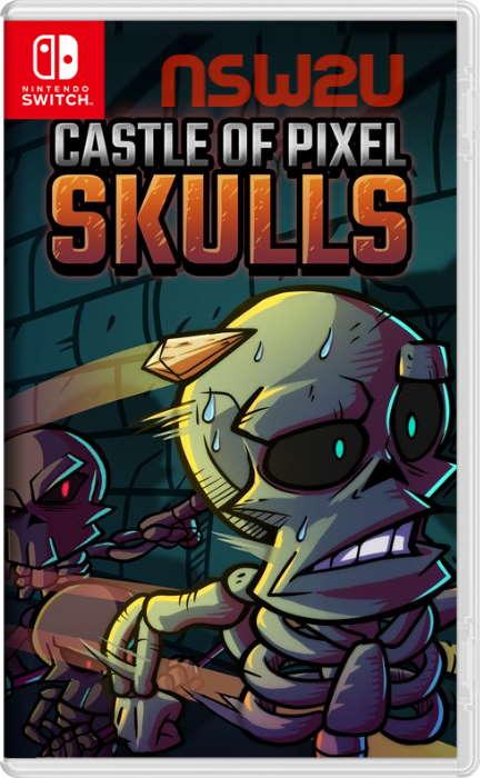 Castle Of Pixel Skulls Switch NSP XCI NSZ