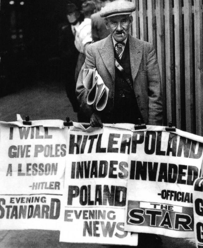 Оккупация Польши