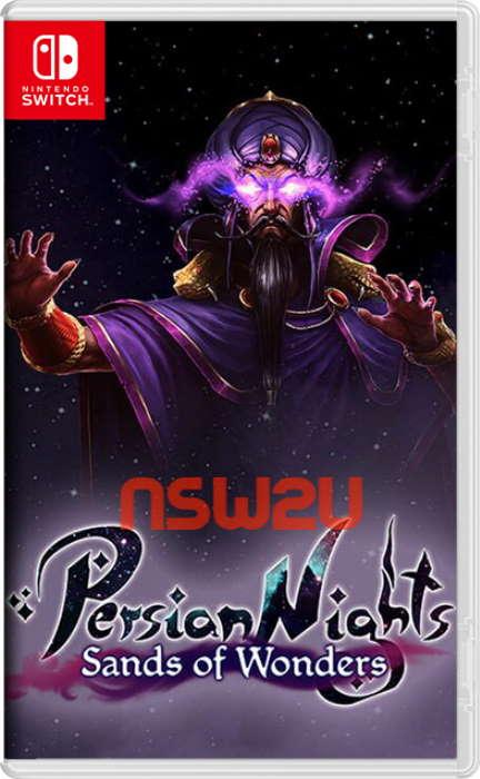 Persian Nights: Sands of Wonders Switch NSP XCI NSZ