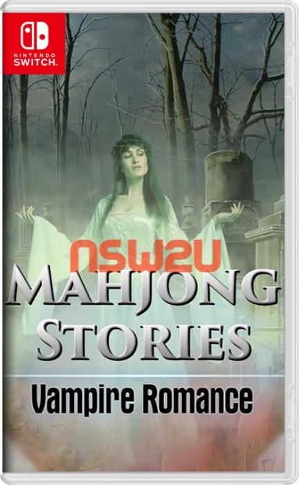 Mahjong Stories: Vampire Romance Switch NSP XCI NSZ
