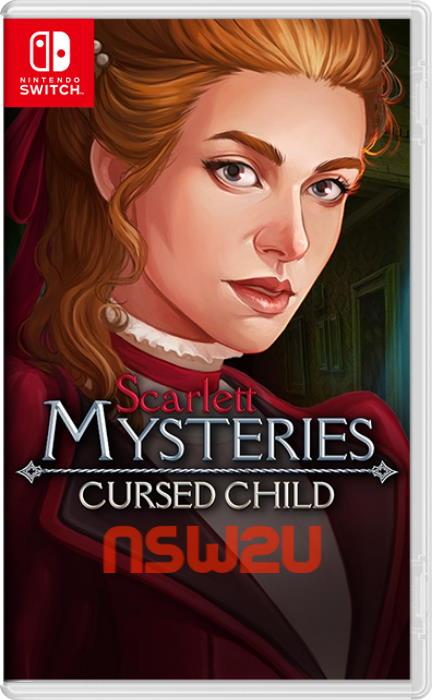 Scarlett Mysteries: Cursed Child Switch NSP XCI