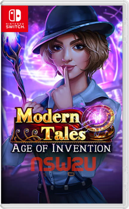 Modern Tales: Age of Invention Switch NSP XCI