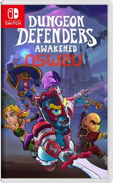 Dungeon Defenders: Awakened Switch NSP XCI NSZ