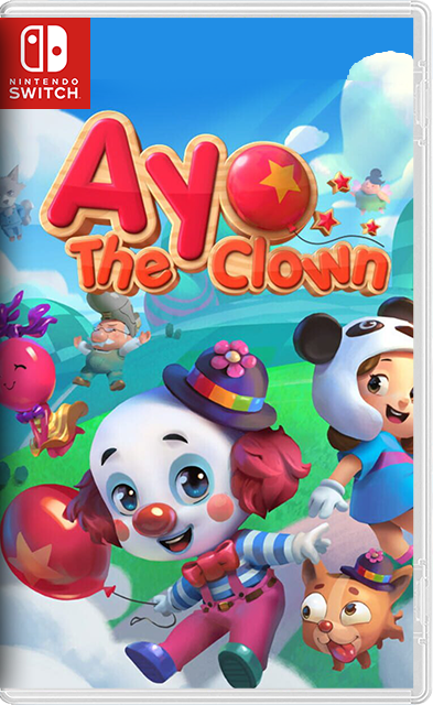 Ayo the Clown Switch NSP XCI