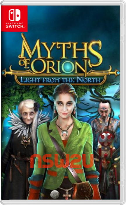 Myths of Orion: Light from the North Switch NSP XCI