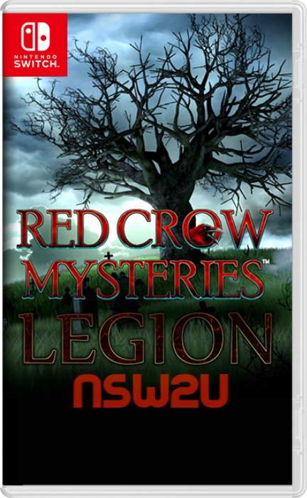 Red Crow Mysteries: Legion Switch NSP XCI