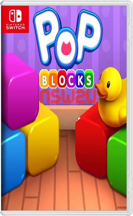 Pop Blocks Switch NSP XCI NSZ