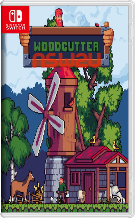 Woodcutter Switch NSP XCI NSZ