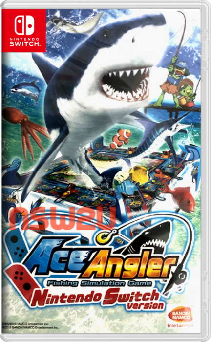 Ace Angler Nintendo Switch version NSP XCI