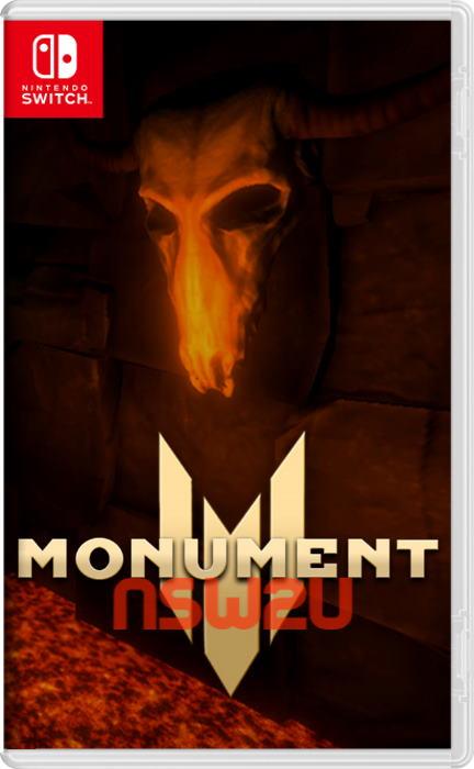 Monument Switch NSP XCI NSZ