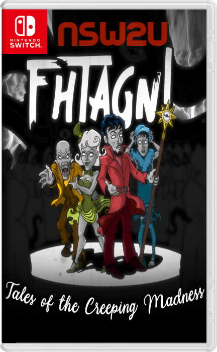 Fhtagn! – Tales of the Creeping Madness Switch NSP XCI NSZ
